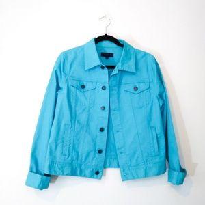 Talbots | Light Blue Jean Jacket